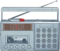 USB RADIO CASSETTE RECORDER PLAYER (AY-3100B)