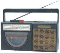 USB RADIO CASSETTE RECORDER PLAYER (AY-3200B)