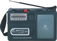 USB RADIO CASSETTE RECORDER PLAYER (AY-3300)