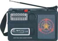 USB RADIO CASSETTE RECORDER PLAYER (AY-3300DL)