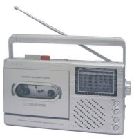 USB RADIO CASSETTE RECORDER PLAYER (AY-027A)