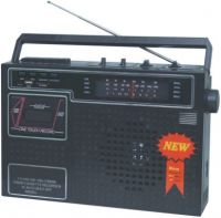 USB RADIO CASSETTE RECORDER PLAYER (PS-306)