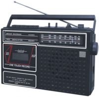 USB RADIO CASSETTE RECORDER PLAYER (PS-90US)