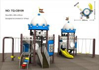 2011 newest playground equipment