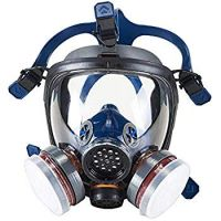 Reusable Full Face Mask, 7907S, EN safety certified