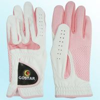 golf glove, cabretta golf glove, leather golf glove
