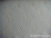 xinhua july 100%polyester knit mattress fabric
