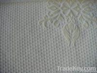 100%polyester knit mattress fabric