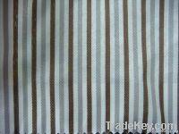 hotel use polyester-cotton woven jacquard mattress fabric
