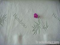 2012 sell best bamboo knit mattress fabric