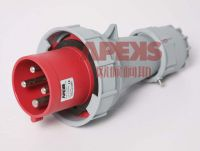 Industrial plug-----IP67/63A/125A
