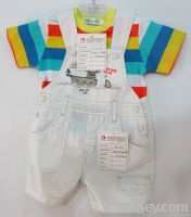 baby suspender boys sets kids suit children braces
