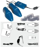 UV shoe sterilizer