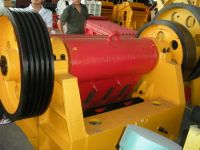Jaw Crusher, Single Toggle Jaw Crusher