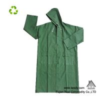 PVC/POLYESTER, PVC/POLYESTER 1PC LONG RAINCOAT