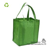 Non Woven Bag For Shopping With Silk Screen Printing