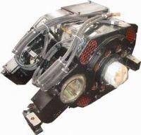 GE, EMD locomotive traction motors