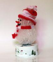 usb snowman