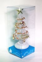 Christmas Crystal Tree