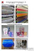 PEVA package film