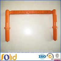 PP coating manhole step