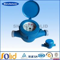 Plastic Body Heat Water Meter