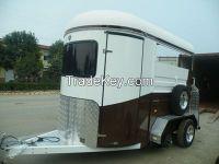gazebo custom horse trailer camping trailer