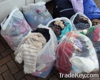 used clothes (door2door second hand) for selling