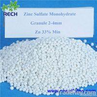 Zinc Sulfate Heptahydrate Granular