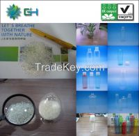 GH601 polylactide resin(PLA) biodegradable plastic for blown bottle grade