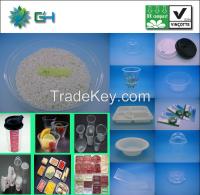 GH501 Sheet PLA Resin (PLA pellet/ PLA granules/ PLA plastic/ PLA plastic pellets)