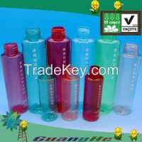 Eco-friendly biodegradable PLA cosmetics (lotion & liquor) bottles
