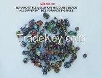 Murano Glass beads MIX
