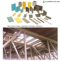 FRP Structural Support System & Profile
