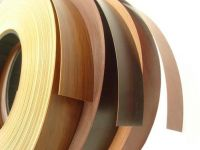 pvc woodgrain edge banding