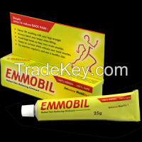 Pain relever (Emmobil ointment)