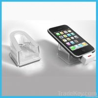 secure retail display phone tablet alarm stand holder