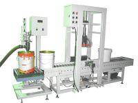 DCS Semi-automatic Liquid filling machine
