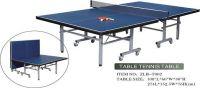 Standard international table tennis table