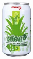 Pokka AloeV Fruit Drink
