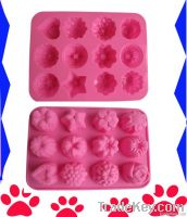food grade silicone cake moulds