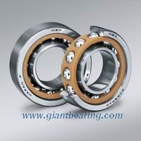 Precision angular contact ball bearing