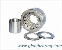 Backing bearing
