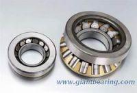 Spherical thrust roller bearing