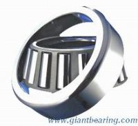 Single row Inch tapered roller bearing