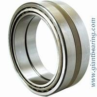 Double row Inch tapered roller bearing