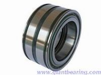 Double row full complement cylindrical roller bearing
