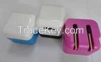 Folding USB Plug AC Wall Charger