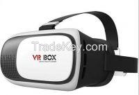 Headset 2.0 II VR Box 3D Glasses