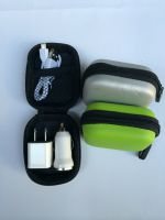 Fashionable Tech travel charging set, 4 in 1 Mini travel kit